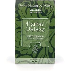 Herbal Palace Kratom Maeng Da White