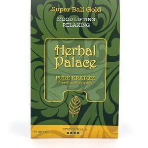 Herbal Palace Kratom Bali Gold