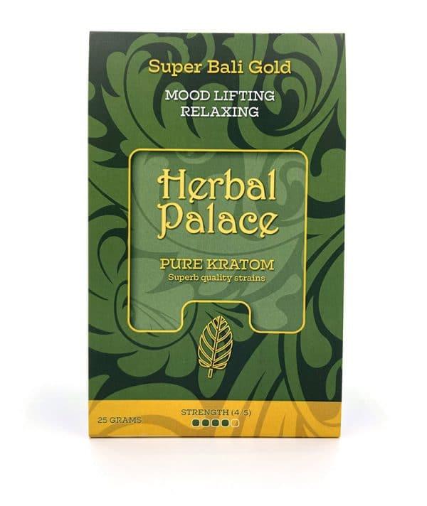 Herbal Palace Kratom Bali Gold