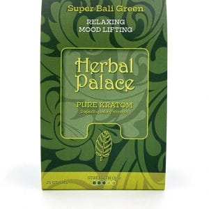 Herbal Palace Kratom Bali Green