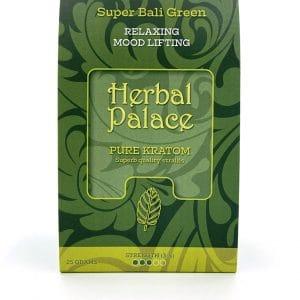 Herbal Palace Kratom Bali Green