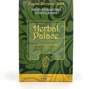 Herbal Palace Kratom Borneo Gold