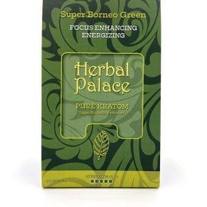 Herbal Palace Kratom Borneo Green