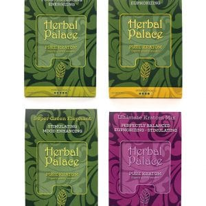 Herbal Palace Kratom Energizing Pakket