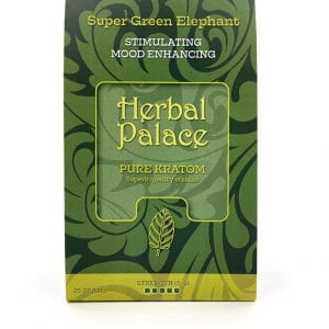 Herbal Palace Kratom Green Elephant