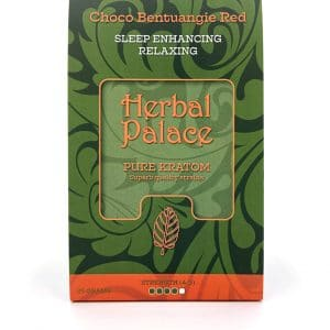 Herbal Palace Kratom Choco Bentuangie Red
