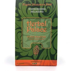 Herbal Palace Kratom Sumatra Red