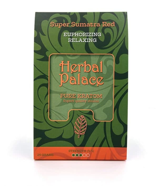 Herbal Palace Kratom Sumatra Red
