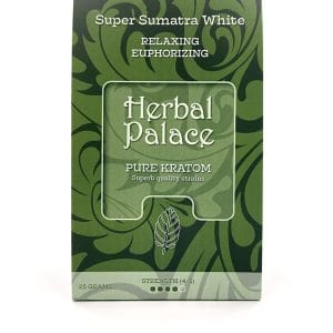 Herbal Palace Kratom Sumatra White
