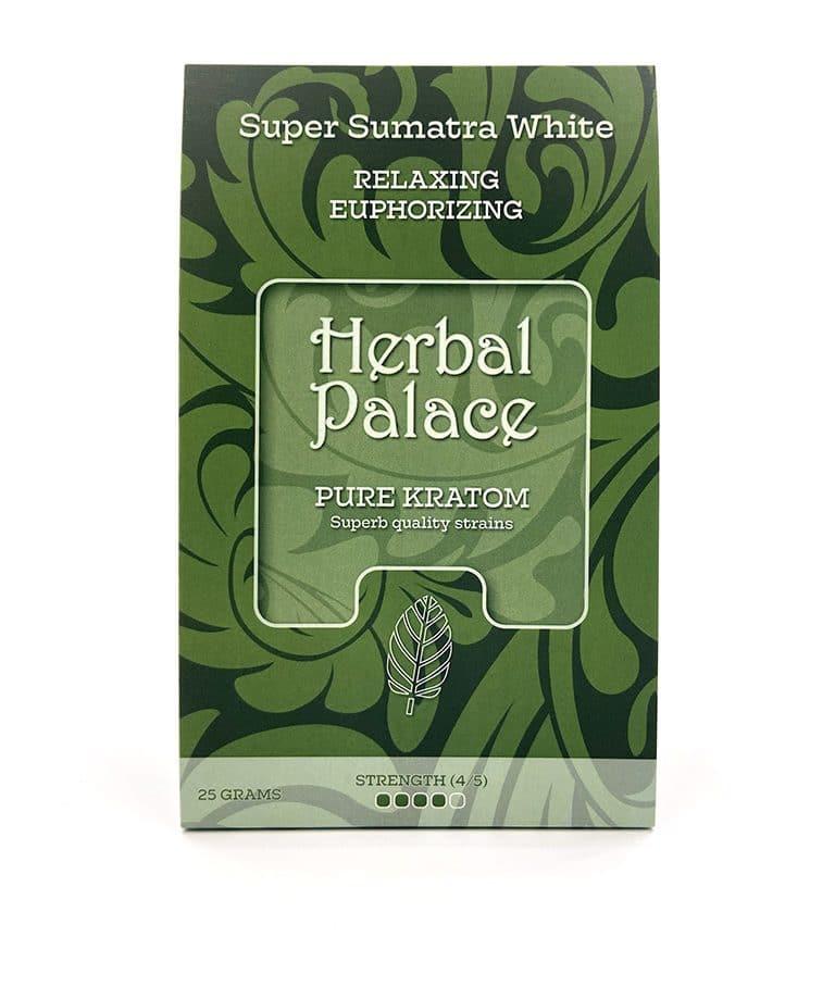 Herbal Palace Kratom Sumatra White