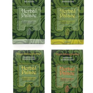 Kratom Maeng Da voordeelpakket van Herbal Palace