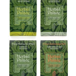 Herbal Palace Kratom Relax Pakket