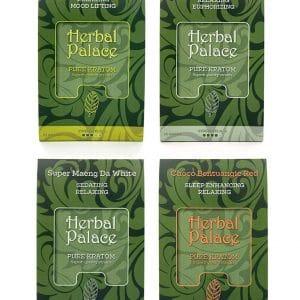 Herbal Palace Kratom Relax Pakket