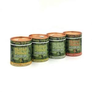 Kratom thee Maeng Da Voordeelpakket van Herbal Palace