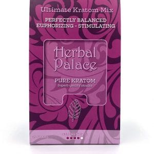 Herbal Palace Kratom Ultimate Euforisch