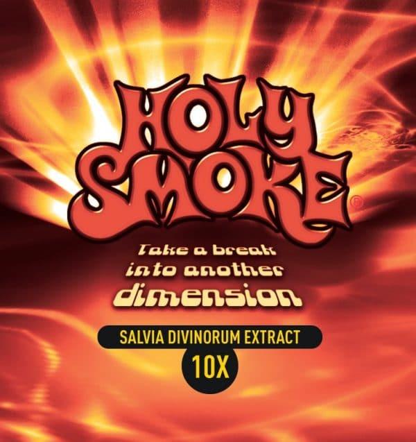 Holy Smoke 10x zakje Salvia Divinorium cover