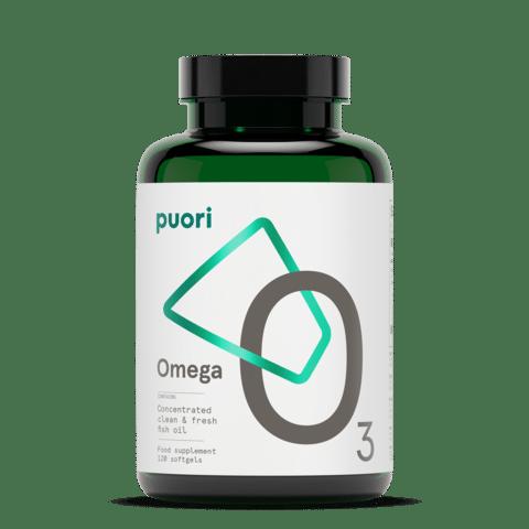 Puori Omega 03 Voedingssupplementen