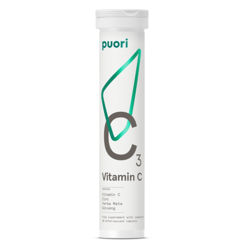 Puori Vitamine C3 Voedingssupplementen