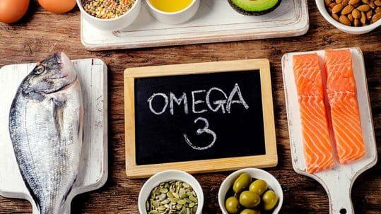 Omega 3 rijke voeding Voedingssupplementen