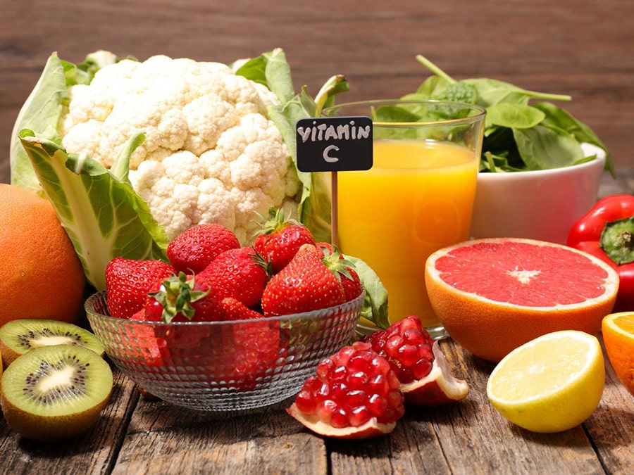vitamine C Voedingssupplementen