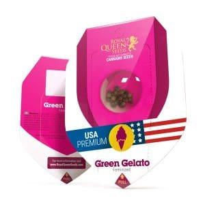 Green Gelato Gefeminiseerd
