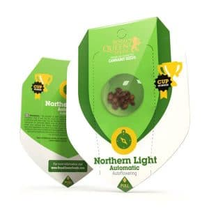 Northern Light Autoflower Royal Queen wietzaadjes